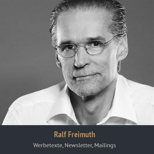 Ralf Freimut